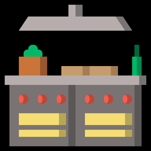 Desenho da cozinha
