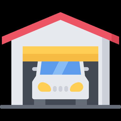 Desenho do garagem