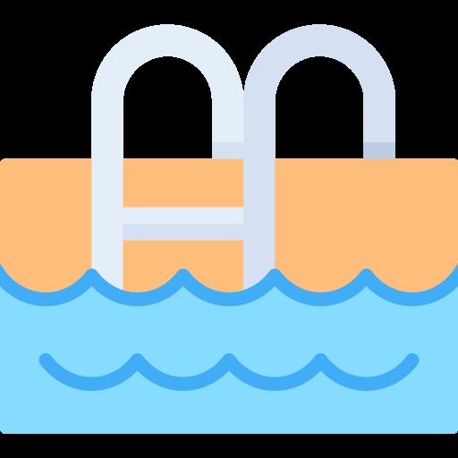 Desenho da piscina