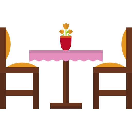 Desenho de Sala de Jantar
