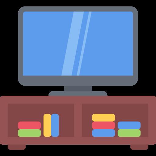 Desenho de Sala de TV